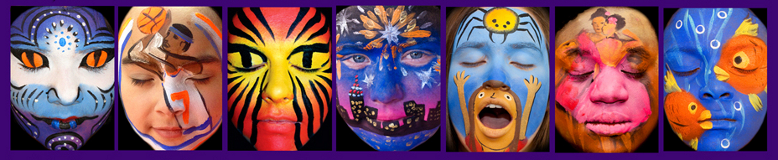 Face Painting Samples2