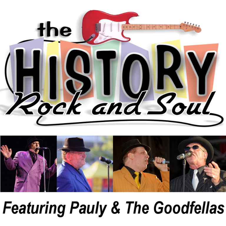 The History of Rock and Soul