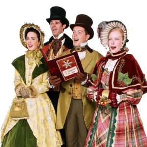 Yuletide Carolers