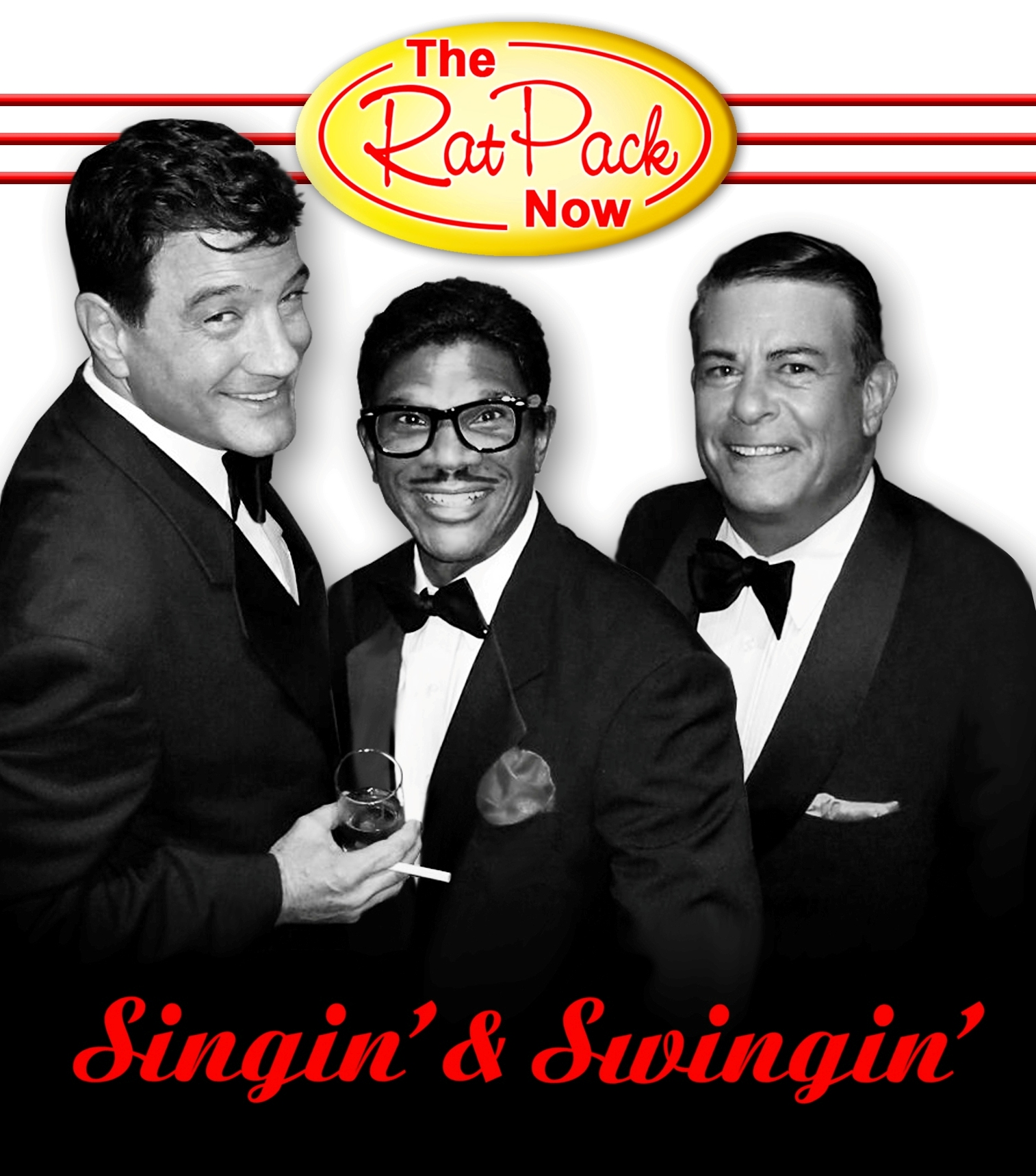 The Rat Pack Now and Frank & Dean Show
