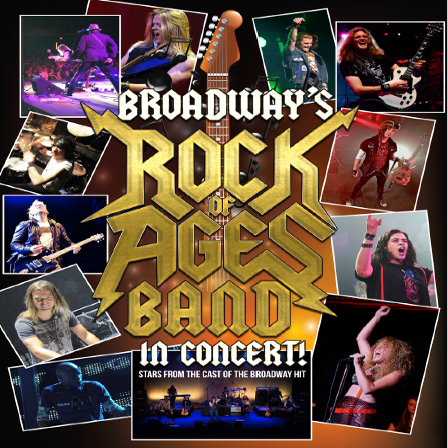 Broadway's Rock of Ages Band