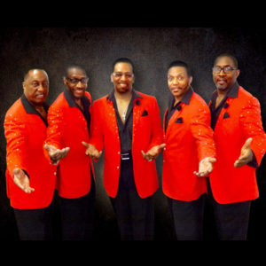 "A Temptations Revue Featuring Barrington ""Bo"" Henderson"
