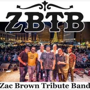 Zac Brown Tribute Band: ZBTB