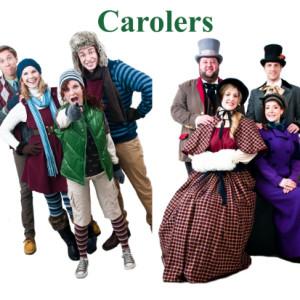 Holiday Carolers