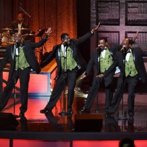 Dennis Edwards' Temptations Revue