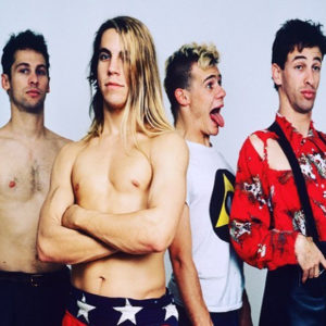 The Red NOT Chili Peppers