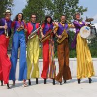 Stilt Band