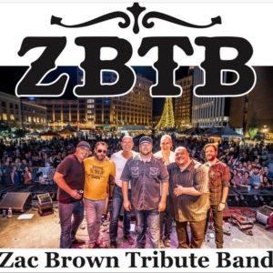 Zac Brown Tribute Band: ZBTB
